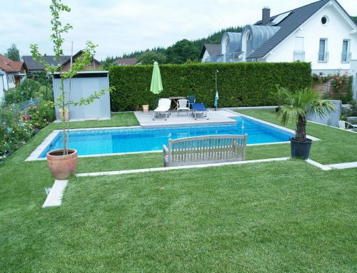 Garten Homburg